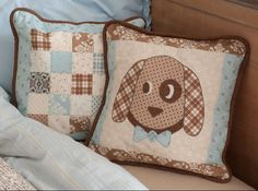"""Free pattern download - """"Spot"""" the Dog"""