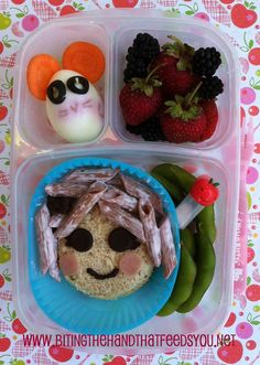 This Lunch Is Making Me #Lalaloopsy