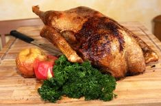 Roast Goose Recipes
