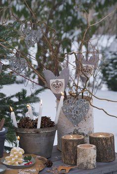 #Inspiratie #Winter #Tuin #Sfeer #Decoratie #MazzTuinmeubelen