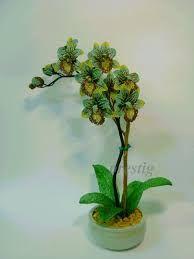 Картинки по запросу орхидеи из бисера