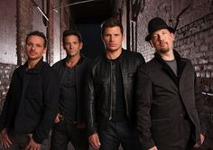 Hold the phone! 98 Degrees are did a Google Plus... | Music Choice