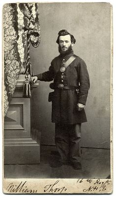 Born in Derby, England, William Thorp resided in Weare, New Hampshire, when he enlisted in the Sixteenth New Hampshire Infantry in the fall of 1862. He died of disease in Mound City, Illinois, in August 1863. His widow and four young children survived him.  #scenesofnewenland #soNE #soNHhistory #soNH #NewHampshire #NH #history