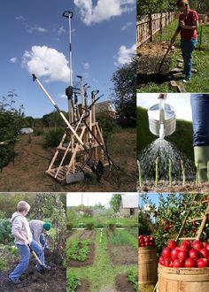 Приспособление для сада и огорода