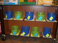 idea for reading basket names instead of tape