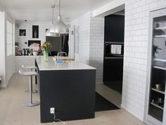 Danish apartment - kitchen