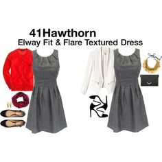 Looks great but would want to try on, another #Stitch Fix outfit inspiration- 41 Hawthorn by katrinalake on Polyvore