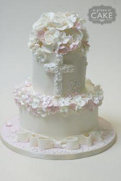 Avianna's Baptism Cake