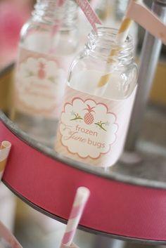 Summer Sip & See Baby Shower!