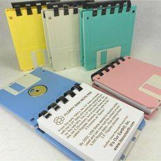 Diskette note