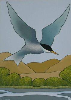 zealand art, don binney, nativ bird, zealand aotearoa, 21st centuri, nz artist