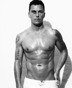 """Sean Avery in James Franco's """"A #BeautifulOdyssey"""" @7 For All Mankind #7ForAllMankind #ABeautifulOdyssey"""