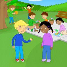 friends, speed friending, social stories, children, perspective