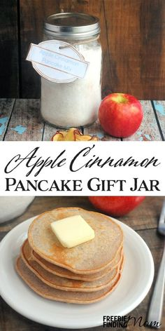 Apple Cinnamon Panca