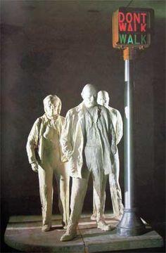George Segal - Dont Walk