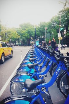 Now that the weather is warming up ditch that MetroCard and hop on a Citi Bike instead for your daily commute or weekend activities. #ourNYC #KennethCole