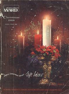 Montgomery Ward Christmas Catalog, 1968