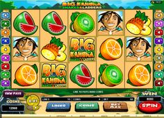Big Kahuna Snakes & Ladders is an example of a video slot machine, which feature various symbols, multiple paylines, and is popular at both land-based and online casinos.  Picture Courtesy: Casino Action