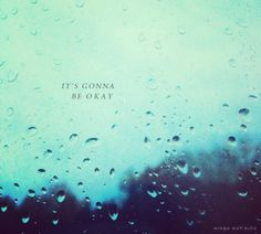 it's gonna be okay | minna may blog