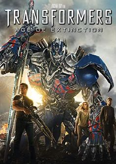 Transformers: Age of Extinction - Paramount