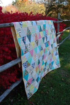 Bliangles: A Quilt by Adrienne