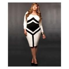 Plus Size Fashion For Women I'll be rockin' this dress!!