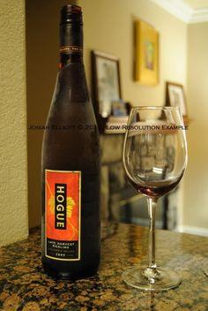 My favorite wine...late harvest white reisling is the best!