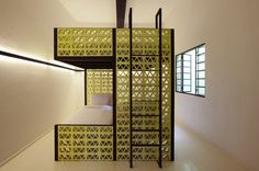 Downtown Boutique Hotel by Cherem Arquitectos Mexico City 07 Downtown Boutique Hotel by Cherem Arquitectos, Mexico City