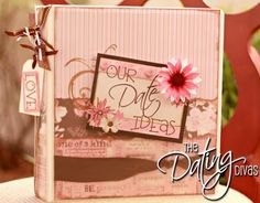 Date Ideas Binder--I want to do this... lol
