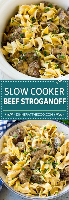 Slow Cooker Beef Str