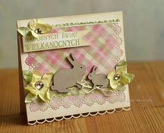 Easter Bunny Card - Scrapbook.com