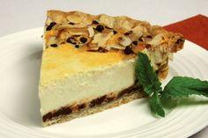 Almond Cannoli Pie