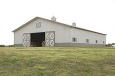 Storage facility in Bixby, Oklahoma. build farm, hors barn, barn hous, pole structur, morton build, storag facil