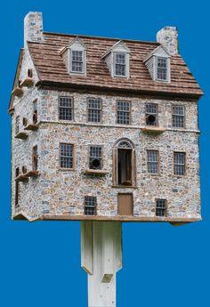 Bird house - Tom Burke