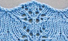 Larkspur stitch - knithit