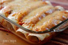 dinner, skinnytaste enchiladas, cook, bean enchilada, turkey enchilada, black beans, low carb meat recipes, food, yummi