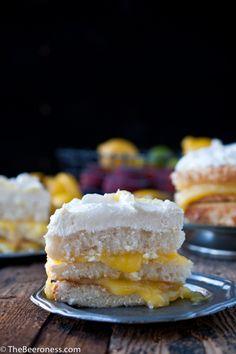 Lemon Beer Cake @Jackie Godbold Godbold Dodd