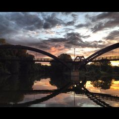 The Tridge Midland MI #puremichigan