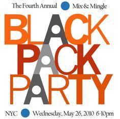 4rd Annual Black Pack Party (2010)  Hosts:  AALBC.com, Linda A. Duggins, MosaicBooks.com & Written Magazine