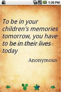 What Memories Do Your Children Have?