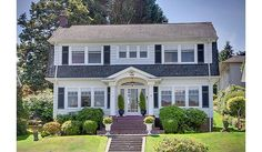 """""""Twin Peaks"""" character Laura Palmer's house."""