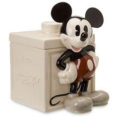 vintage mickey cookie jar