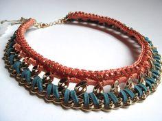 #handmade #necklace #collar #sweetsubela