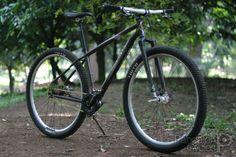 "Pancalen Cycles: Andira's Origin-8 Scout29 29"" MTB singlespeed"