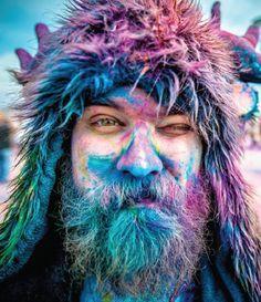 human cupcak, beards, color beard, colors, life style, beard face, color life, rad, photographi