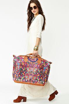 Allende Weekender Bag