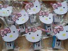 Hippe Traktaties | Zook.nl | hello kitty traktaties voor meisje hello kitti, traktati school, knutsel ideeën, traktatie meisje, traktati ideeen, hello kitty