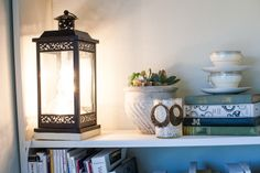repurpose a lantern into an awesome light