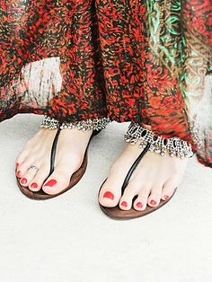 Free People Charmer Sandal