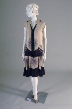 Day dress, 1925